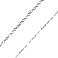 Sterling silver chains sold by the metre