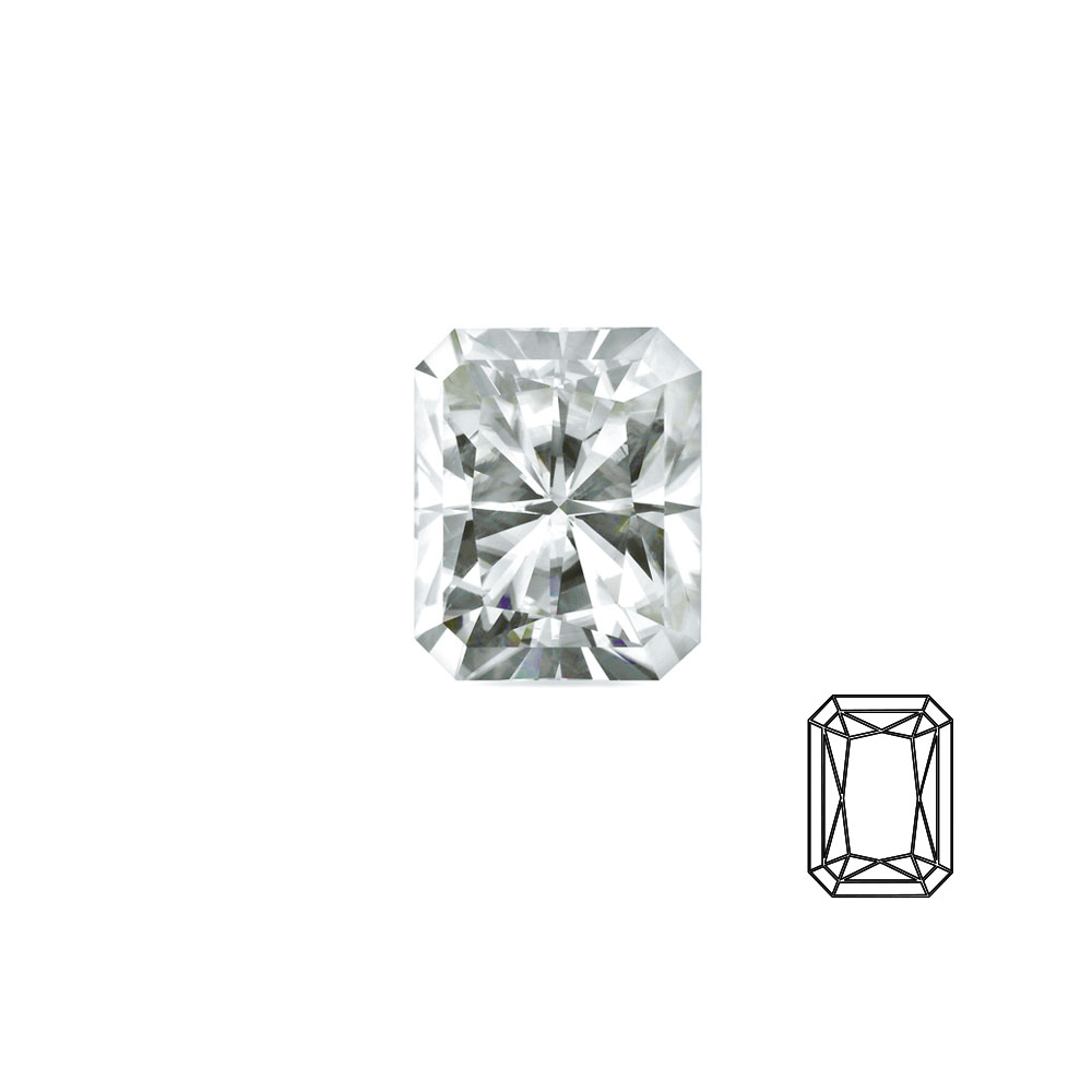 Pierres Moissanite \\\