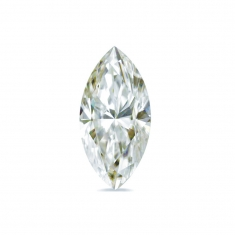 Marquise cut  \\\'Forever Brilliant\\\' Moissanite - 57 facets