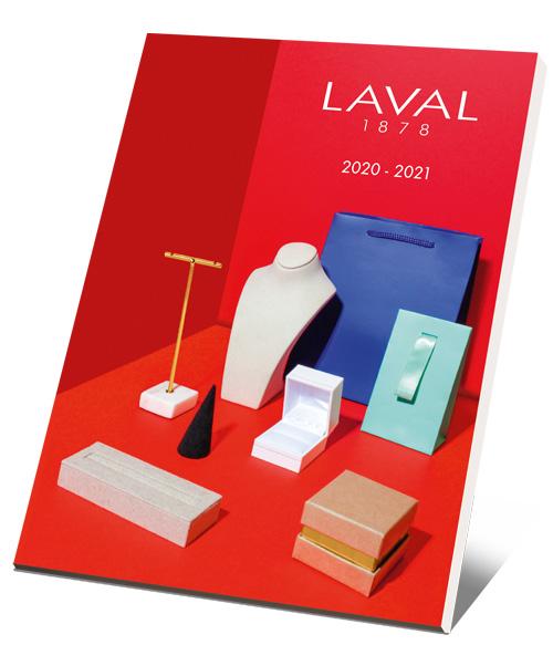 Catalogo rosso : astucci, confezioni regalo, espositori, vassoi e trousse, portagioie e personnalizzazione