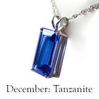 December Tanzanite