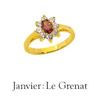 Pierre de Janvier : le Grenat