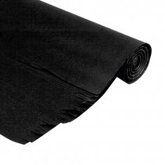 Sacs papier mat aspect grain noir 120 g laval europe - Papier cadeau personnalisable ...