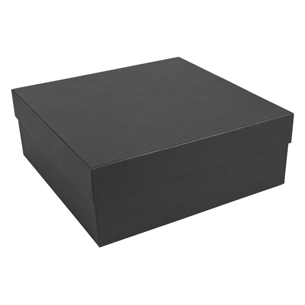 boite en carton pour bijoux grain mat 25 x 15 x 5cm boites bijoux. Black Bedroom Furniture Sets. Home Design Ideas