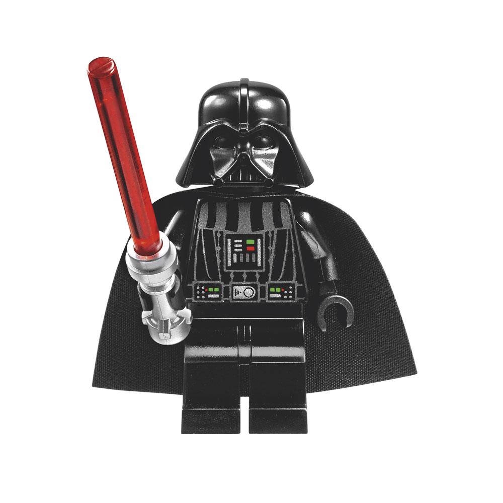 740407 montre lego star wars dar vador avec figurine. Black Bedroom Furniture Sets. Home Design Ideas