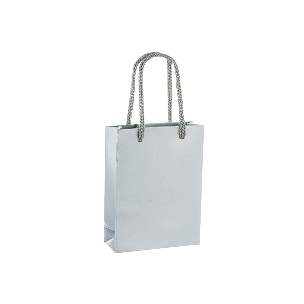 Gloss paper boutique bags, 190g