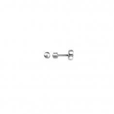 Steel ear-piercing stud earrings by Studex