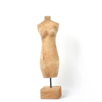Wooden mannequin - museum collection