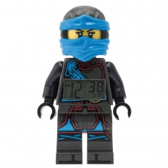 Lego Ninjago Time Twins -  Nya alarm clock