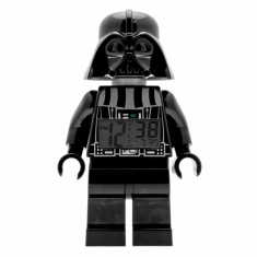 Lego Star Wars Darth Vador alarm clock
